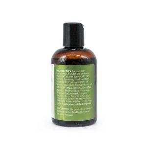 Massage Oil 4oz