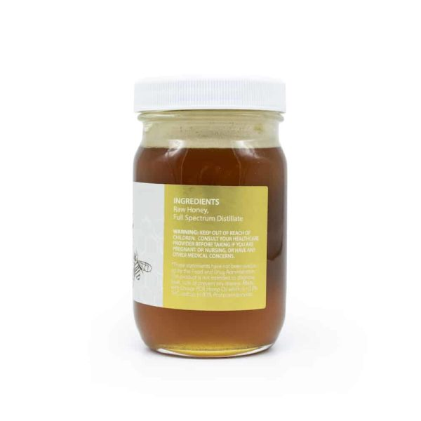CBD Honey Jar