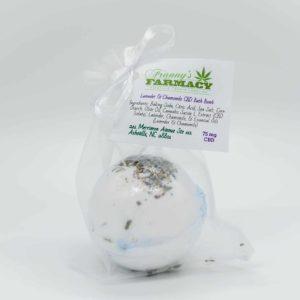 Franny's Farmacy CBD Bath Bomb