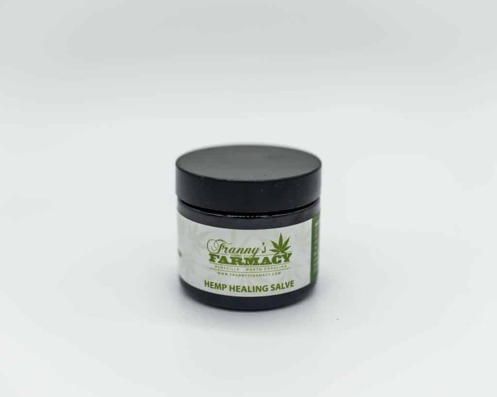 Franny's Farmacy Hemp Healing Salve
