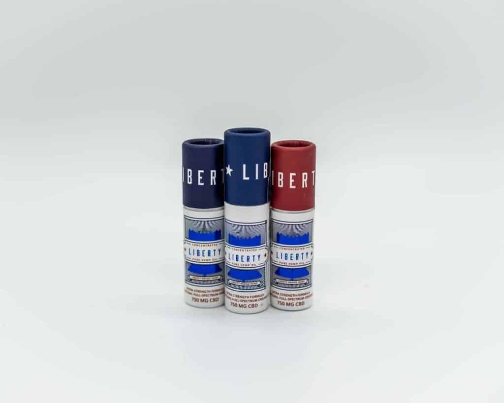 Liberty Pure Hemp Oil