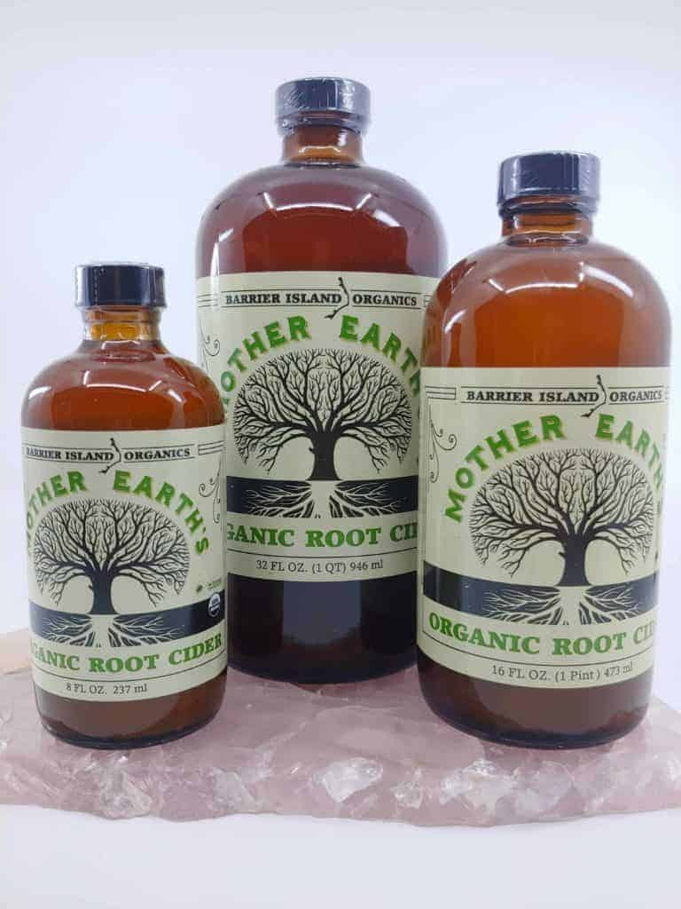 Mother Earth Organic Root Cider