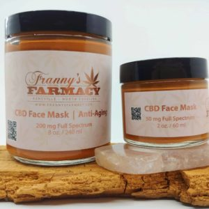 Franny's Farmacy CBD Face Mask