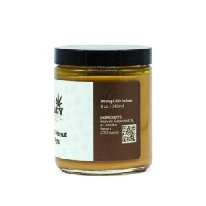 Hemp Peanut Butter