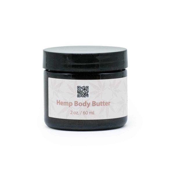 Anti-Aging Hemp Body Butter