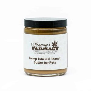 Hemp Peanut Butter for Pets