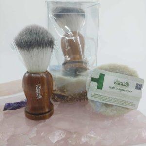 Hemp Shaving Soap