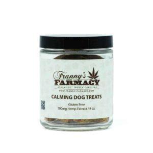 Hemp Oil Calming Dog Treats