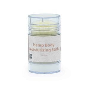 Hemp Body Moisturizing Stick