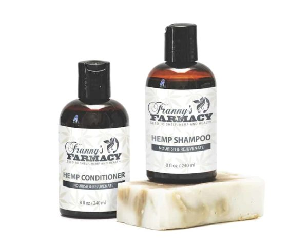 Hemp Shampoo and Conditioners