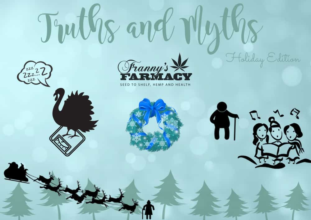 CBD Truths and Myths, Holiday Edition