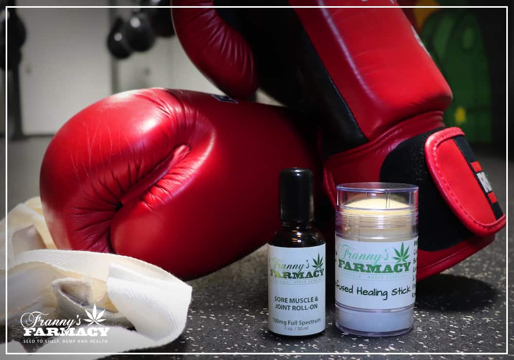 3 Reasons Combat Sports Athletes Should Be Using CBD