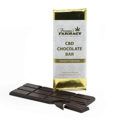 CBD Edibles Chocolate Bars