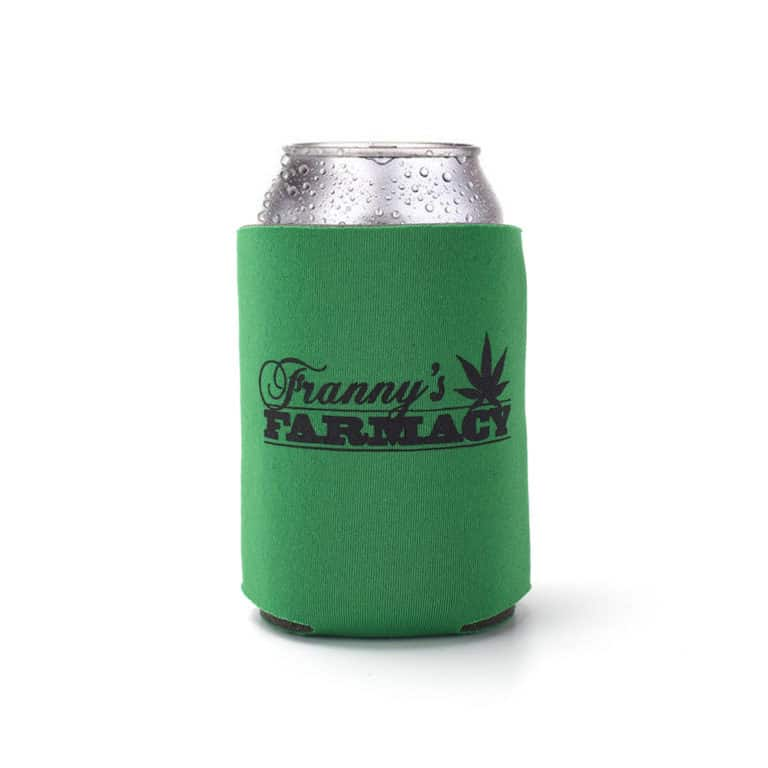 Franny's Farmacy Koozies