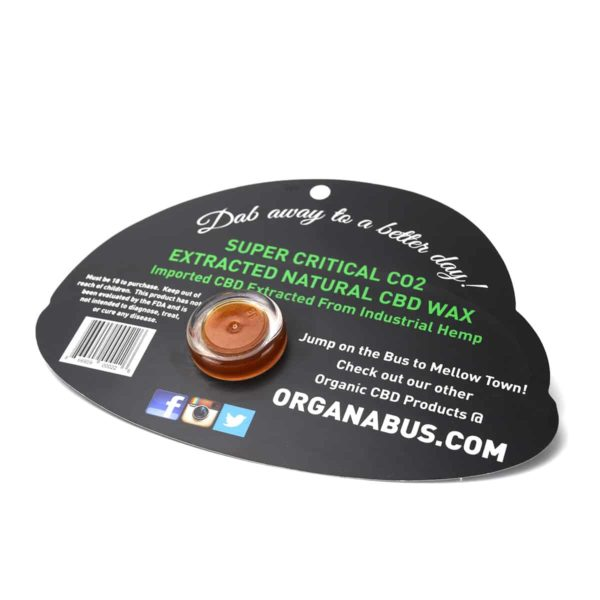 Organabus CBD Wax