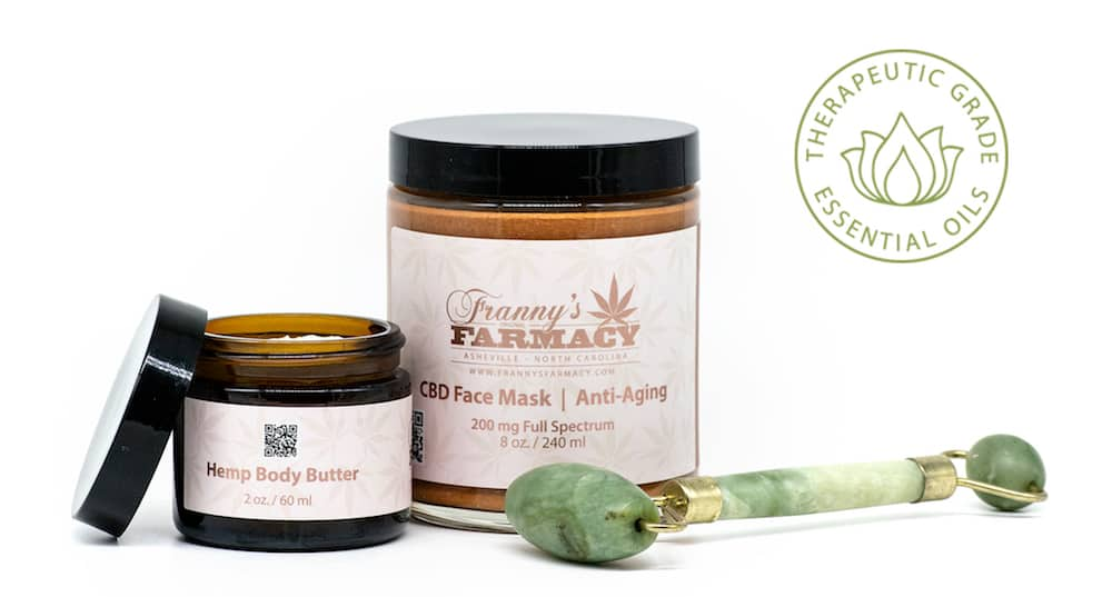 cbd for women products