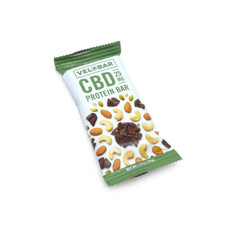 CBD Protein Bar